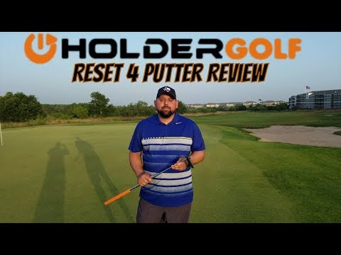 Holder Golf Reset 4 Putter Review