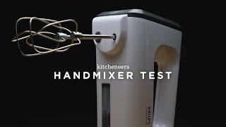 Handmixer Test 2018 - 5 Handrührgeräte im Vergleich (mit Unterstützung einer Konditormeisterin)