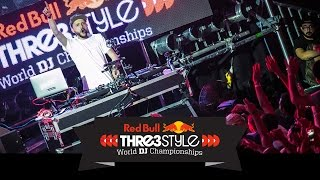 Eskei83 - Live @ Red Bull Three3style World Finals 2014