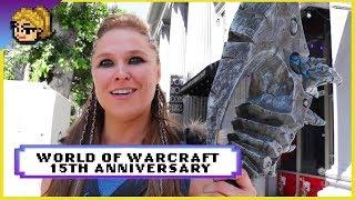 Ronda Rousey Celebrates 15 Years Of World of Warcraft With Leeroy Jenkins