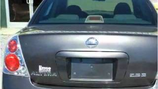 preview picture of video '2006 Nissan Altima Used Cars Ahoskie NC'