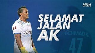 RIP AK47  Selamat Jalan Achmad Kurniawan