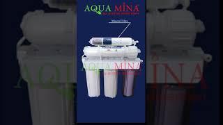 Aqua Mina Açık Sistem Tanıtım Animasyonu