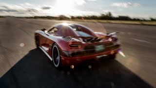 180mph Koenigsegg Agera R Fly By: DRIVE MOMENT