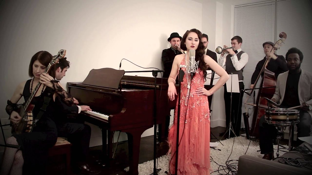 Young and Beautiful – Vintage 1920's Lana Del Rey / Great Gatsby Soundtrack Cover