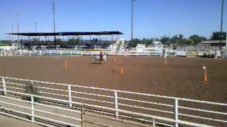 Heino Hagge Rides Mp Rocket Wood-new Mexico State Championships 2011