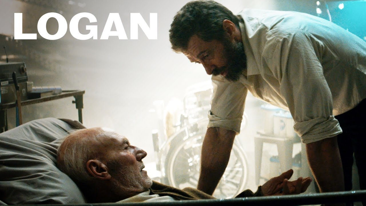 Logan - Brutal And Bold