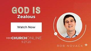 God Is Zealous | NYCCOC Online Service 09.27.20