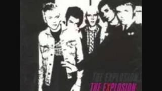 The Explosion - The Explosion EP