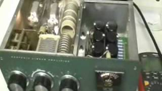 Heathkit SB-200 Tune Up.wmv