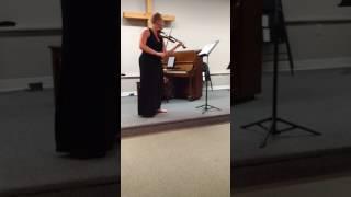 Short Clip of Martine denbok and Amy Zanrosso