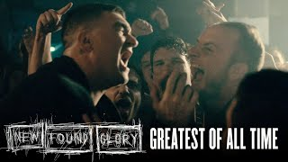 New Found Glory - Greatest Of All Time (Official Music Video)