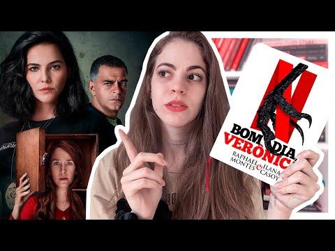 Bom Dia, Verônica | Entrevista com Atores e Escritores | Livro vs Série - Netflix