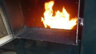 Отопление теплиц, домов, дач на пеллетах, дровах, угле.