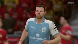 #31 Rückspiel Gegen 1860 München - Fifa 19 Karrieremodus, Sonnenhof Großaspach, 3. Liga