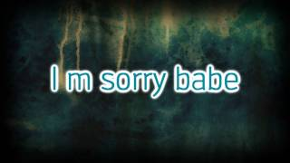 I'm Sorry by Joe Jonas Lyrics