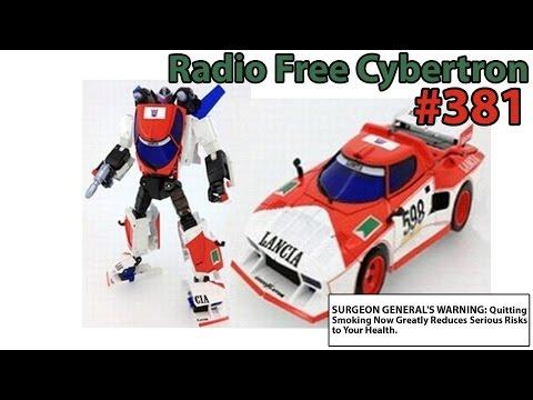 Radio Free Cybertron - 381