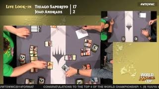 World Magic Cup Round 10 (Team Sealed): Brazil vs. Portugal