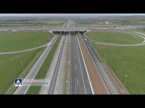 Pogledajte kako izgleda vožnja novom dionicom obilaznice oko Beograda od Ostružnice do Orlovače (VIDEO)
