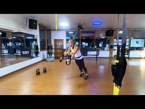 TRX Lower Body Strength