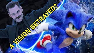 No, the Sonic Movie Redesign wasn't a publicity stunt