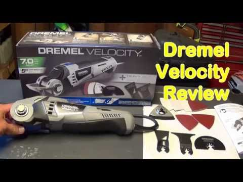 Dremel Velocity VC60-01 Oscillating Tool Review