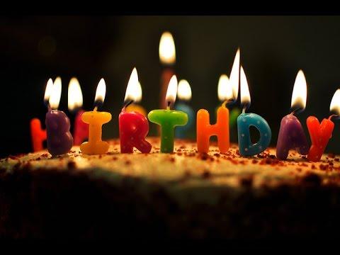 С Днем рождения, поздравления