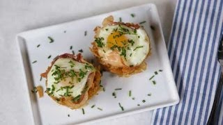 can i poach eggs in a muffin tin