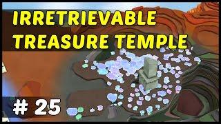 IRRETRIEVABLE TREASURE TEMPLE - Godus - Episode 25