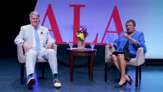 ALA Annual 2018 - Carla Hayden and David Ferriero on Friendly Competition, Collaboration