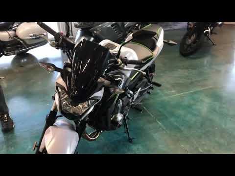 2017 Kawasaki Z650 in Louisville, Tennessee - Video 1