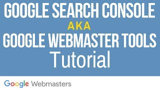 Google Search Console Tutorial For Beginners 2017-2018 aka Google Webmasters Tutorial