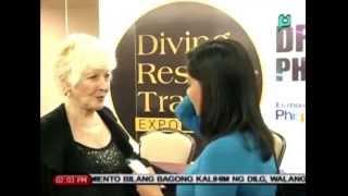 News@1: Ganda Ng Yamang-dagat Ng Pilipinas, Hinangaan Ng Iba't Ibang Int'l Diving Experts