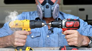 Testing The Toughest Cordless Drills On AMAZON