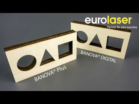 BANOVA® | Laser cutting test