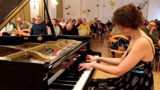 F. Liszt - Studio da Paganini 'La Campanella' -  Sandra Conte