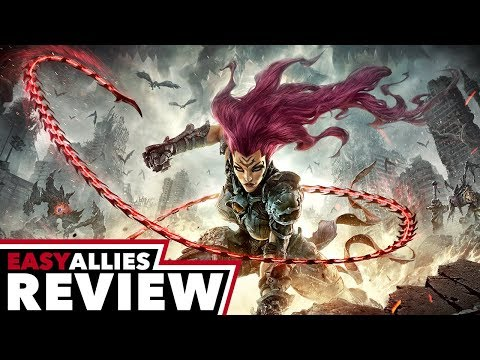Darksiders III - Easy Allies Review - YouTube video thumbnail