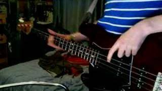 The Kooks   Pull Me In (bass Cover)