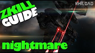 The Zkill Guide to the nightmare