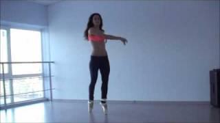 Смотреть онлайн Как выглядит красивый танец go go на пуантах