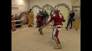 В Курске соревновались в историческом фехтовании