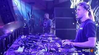 Francisco Allendes - Live @ ANTS Chile by 5unset events : Parque Titanium 2018