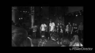 WE THEM NIGGAS - Ace Hood ( LES TWINS MUSIC) D.M.M.D Choreography 2016