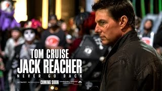 Jack Reacher Never Go Back  Trailer 1  Paramount Pictures India