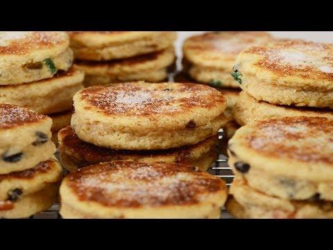 Welsh Cakes Recipe Demonstration – Joyofbaking.com