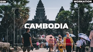 WORLDS LARGEST HINDU TEMPLE IN CAMBODIA || Angkor wat - Download this Video in MP3, M4A, WEBM, MP4, 3GP
