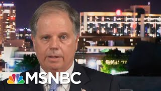 Alabama Senator On Georgia Reopening Economy: 'It's Just Crazy' | All In | MSNBC
