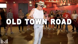 OLD TOWN ROAD   Lil Nas X Ft Billy Ray Cyrus Dance | Matt Steffanina & Josh Killacky