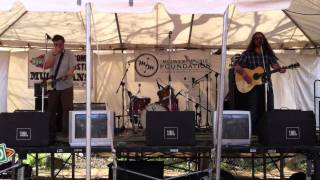 "Drag the River - ""The Way She Used to Smile"" @ Liberty Bar SXSW 2011"