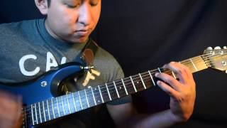 Prophets of War - Dream Theater (cover)